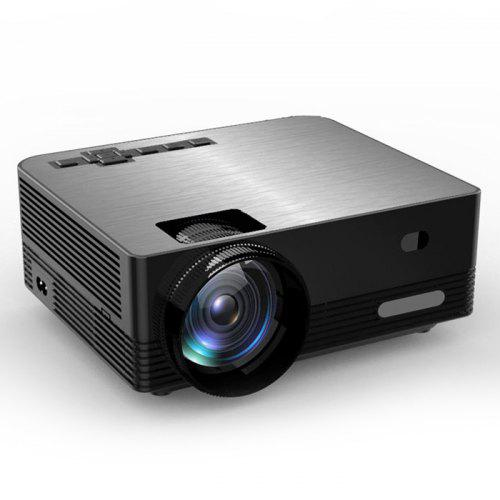 Thinyou Q6 LCD HD WiFi Android Projector General for Home Education Entertainment Office