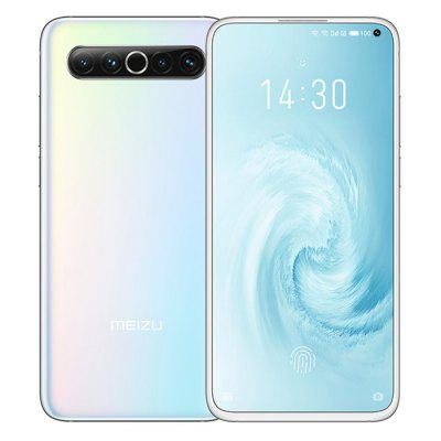 Meizu Meizu 17 5G Smartphone Qualcomm Snapdragon 865 + UFS 3.1 High-speed Flash 6400W Full-scene Video systém na míru Samsung Super AMOLED 90-frame Straight Screen 4500mAh baterie + 30W Rychlé nabíjení Global Version