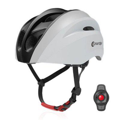 Smart4u SH30 Intelligente Casco da Ciclismo Elettrico d'Auto Casco con Altoparlante Bluetooth