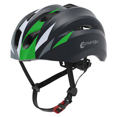 Smart4u SH20 Intelligente Casco da Ciclismo Elettrico con Casco da Auto Casco Scooter Bluetooth Altoparlante