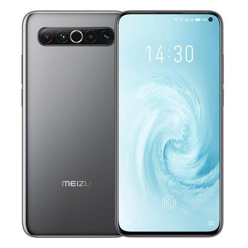 Meizu Meizu 17 5G Smartphone Qualcomm Snapdragon 865 + UFS 3.1 High-speed Flash 6400W Full-scene Video System Customized Samsung Super AMOLED 90-frame Straight Screen 4500mAh Battery + 30W Fast Charging Global Version
