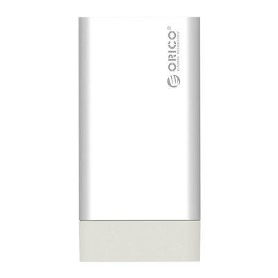 ORICO MSG-U3-SV MSATA aluminium legering SSD harde schijf behuizing USB In-line ontwerp No Data Cable Required 5Gbps Theoretisch Transmission Rate licht en draagbaar