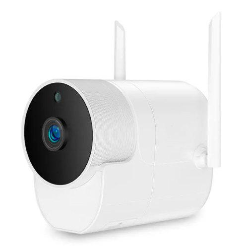 Xiaovv XVV-1120S-B1 V380 H.265 Smart 1080P Panoramic IP Camera Onvif Waterproof 180-Degree Outdoor Infrared Night Vision Home Baby Monitor Outdoor High-Definition App Control
