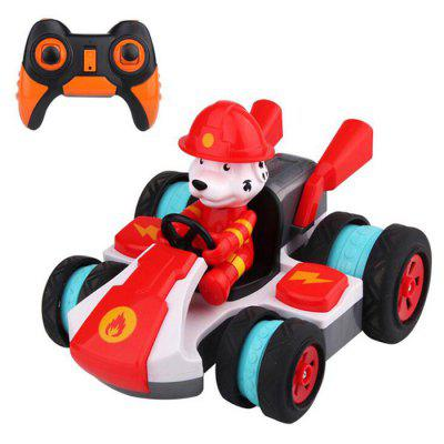 360 Degree Rotation Stand Cool Skill RC Kart Drift Car