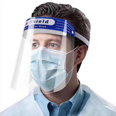 Disposable Isolation Face Shield Anti-fog Anti Droplets Anti-splash Protective Mask