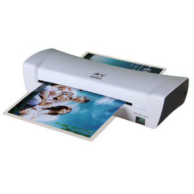 Bilikay SL200 A4 Laminator Hot and Cold Laminating Machine for Document Photo Picture Credit Card Home School Office