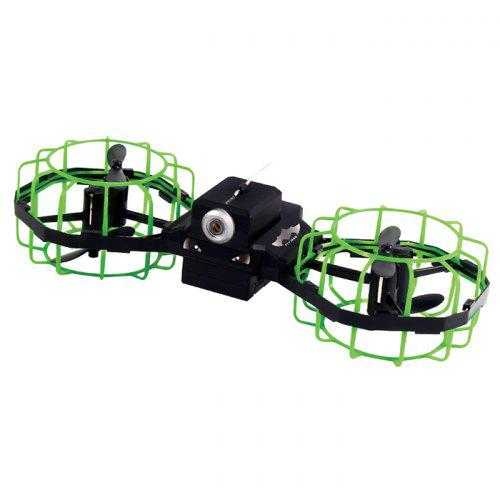M3 Mini Skateboard Cartoon Doll RPV UAV RC Quadcopter Drone Toy