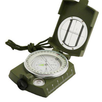 Outdoor Multifunctional Metal Luminous Compass