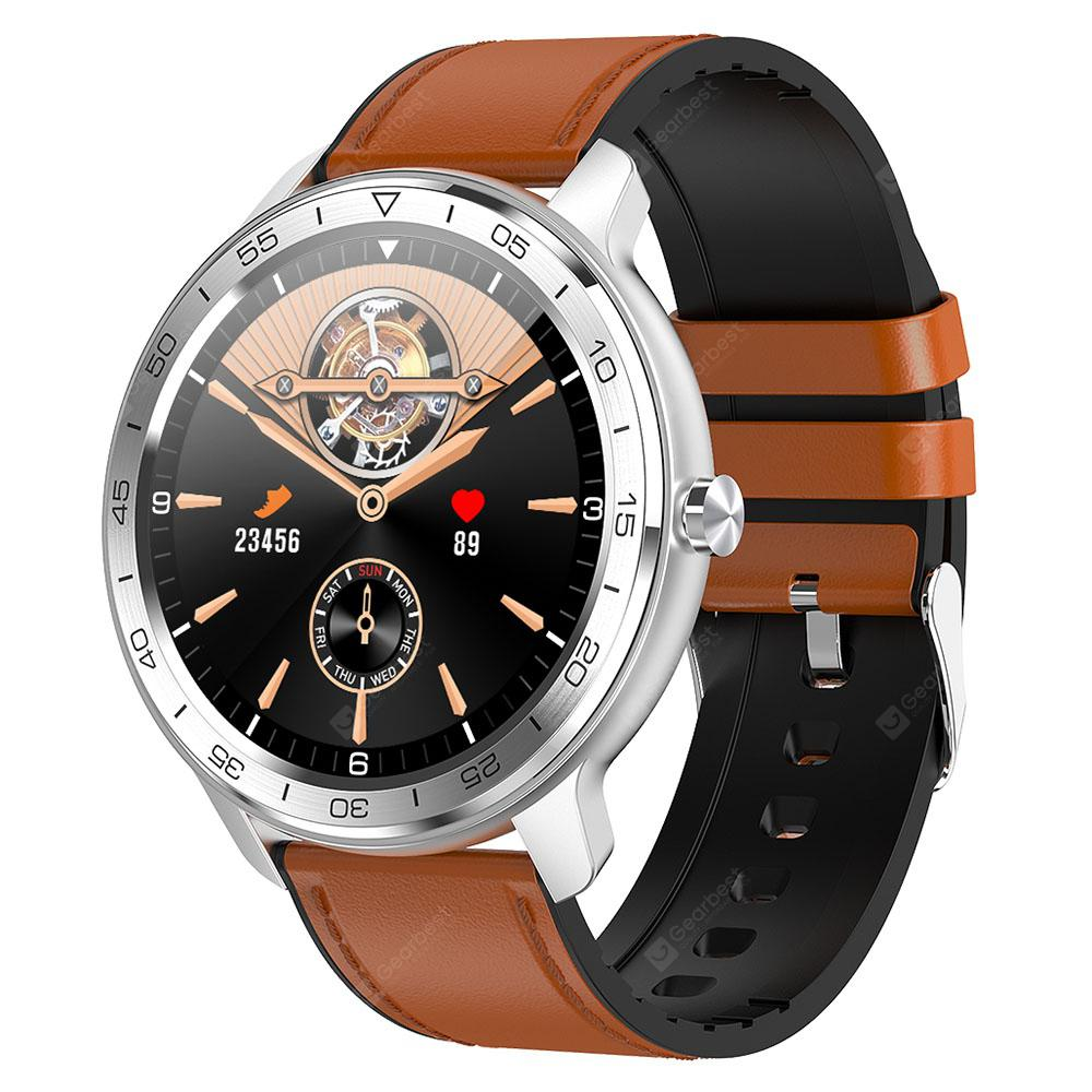 CORN WB03 Round Smart Watch 1.3 inch Wide Touch Screen Support Health Monitoring Heart Rate, Blood Pressure, Blood Oxygen Sleep