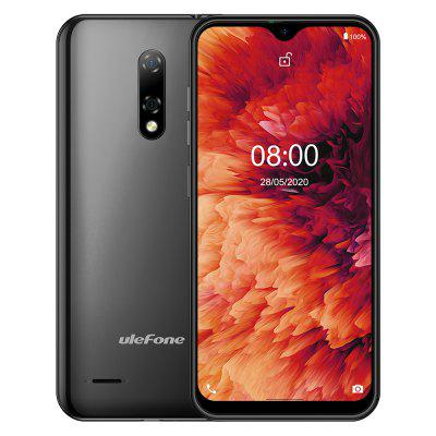 Ulefone Note 8P 4G Phablet 5.5 inch Android 10 Go Edition MT6737VW 2GB RAM 16GB ROM 8MP + 2MP Rear Camera 2700mAh Battery Global Version Image