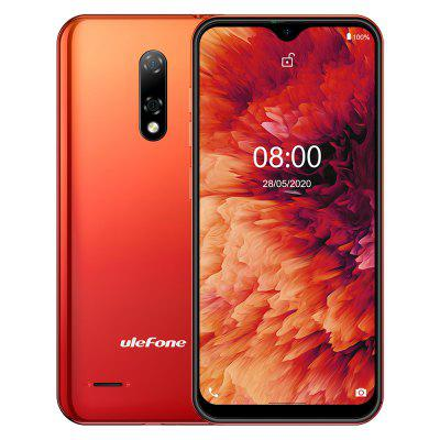 Ulefone Note 8P 4G Phablet 5.5 inch Android 10 Go Edition MT6737VW 2GB RAM 16GB ROM 8MP + 2MP Rear Camera 2700mAh Battery Global Version