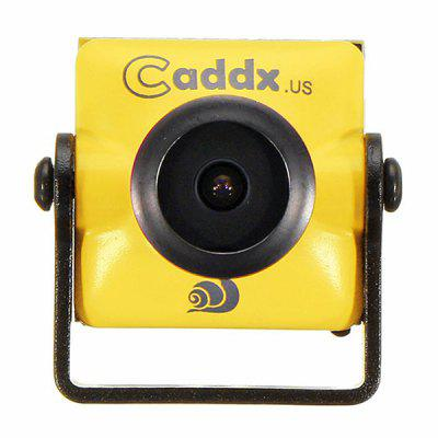 CADDX Turbo Micro F2 1/3 palce CMOS 2,1 mm 1200TVL 16: 9/4: 3 NTSC / PAL Low Latency FPV Camera W / mikrofon