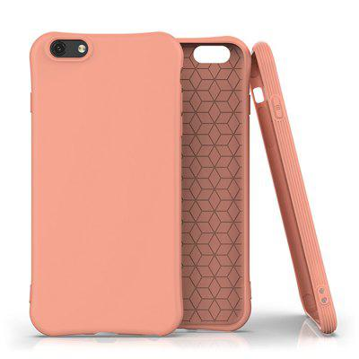 Candy Color Soft TPU Shock Proof Protective Mobile Phone Case Cover for iPhone 6 / 6S / 6 Plus / 6S Plus