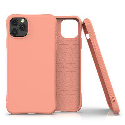Candy Kleur Soft TPU Shock Proof Mobile Phone Protective Case Cover voor de iPhone 11 Pro Max / 11/11 Pro