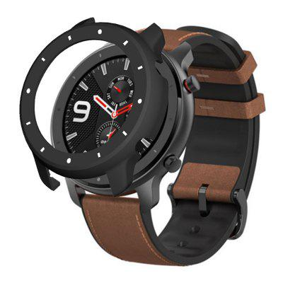TAMISTER Two-Color PC Protection Watch Case for Amazfit GTR 47mm