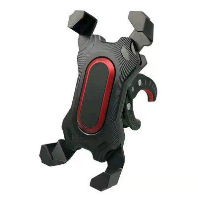 SH-3099 Universal Phone Holder Navigation Stand Bracket for Electric Vehicles / Scooter / Bike / Motorcycle / Bicycle