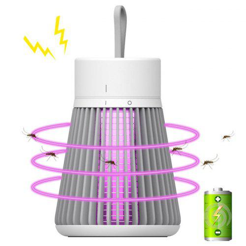 Brelong YUU002 USB Rechargeable Mosquito Repellent Lamp LED UV Night Light for Bedroom Kitchen Terrace Outdoor