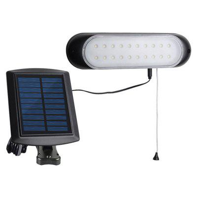 Brelong Indoor and Outdoor Dual Use Solar Light Cable Control Lighting with 5M Extension Line for Balcony / Patio / Kitchen