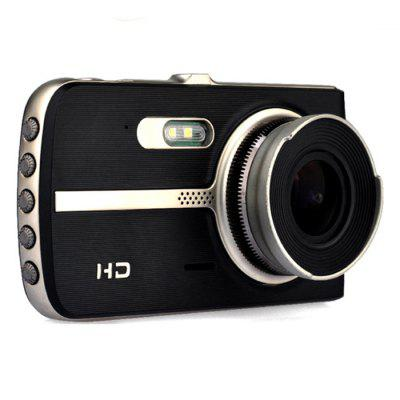 Mini Driving Recorder Car DVR N903 Front and Rear Dual Camera 1080P with Reversing Image