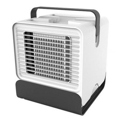 Rechargeable Portable Air Conditioner USB Mini Cooler Handheld Cooling Fan for Office Home Car