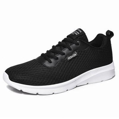 AILADUN Men Shoes Ultra Light All-match Breathable Mesh Casual Footwear