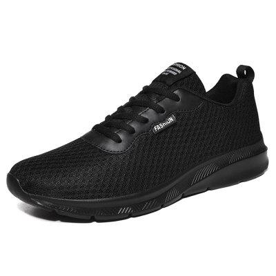 AILADUN Men Ultra Light Breathable Shoes Casual Footwear