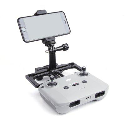 Full Screen Phone Holder with Adjustable Angle Hood Lanyard Suitable for DJI MAVIC 2 / Air2 / Mini Remote Control
