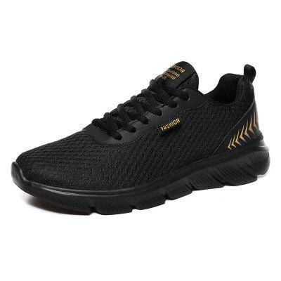AILADUN Men Ultra Light Sports Shoes Breathable Mesh Running Hiking Footwear