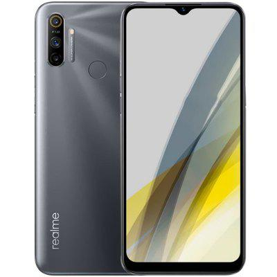 OPPO realme C3 4G Smartphone Helio G70 Octa-core 2.0GHz Android 10 3GB 64 gb 6,5 palce 12MP + 2MP + 2MP Triple fotoaparáty 5000mAh baterie Global Version