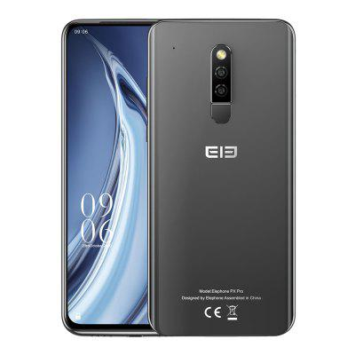 ELEPHONE PX Pro 4G Smartphone Octa-core 4GB 128GB 6.53 inches 48MP + 5MP 16MP Pop-Up Front Camera 3300mAh Battery Global Version Image