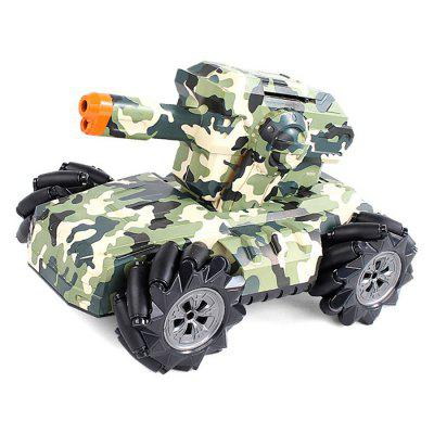 G1A Multifunction 2.4GHz Wireless Remote Control Water Bomb Drift Tank RC Stunt Car