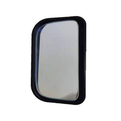 3R016 Rearview Mirror Large-field Reflective Convex Mirrors Adjustable Curved Blind Spot Wide Angle