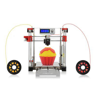 Zonestar P802QR2 Double Extruders FDM 3D Printer DIY Kit