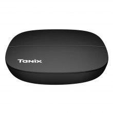 Tanix H2 Smart 4K TV Box with HiSilicon Hi3798M V130 Android 9.0 2GB LPDDR4 + 16GB ROM 2.4GHz WiFi 100Mbps H.264 H.265 HDR10 Support 4K 60fps