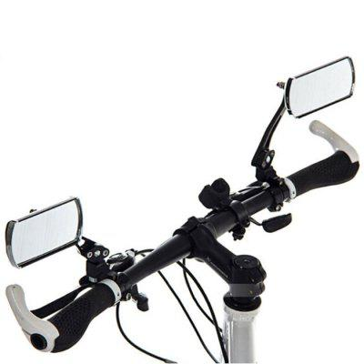 Cycling Bike Bicycle Classic Rearview Mirror Handlebar Flexible Safety Rearview 360 Degree Rotation