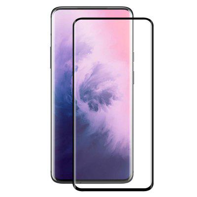 ENKAY 0.26mm 9H 3D Surface Full-screen Coverage Hot Bend Screen Protector for OnePlus 7 Pro