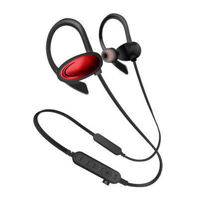 MS-F2 TF Card Balanced Sport Bluetooth Headset Opknoping Ear Earphones Wireless Running hoofdtelefoon