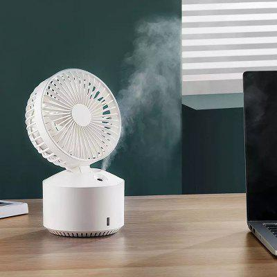 QW-F10 USB Desktop Spray Fan with 350ml Large Capacity Water Tank from Xiaomi youpin