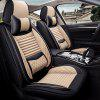 Breathable Car Seat Cover Set Comfortable Vehicle Seat Cushion Four Seasons Universal - BEIGE