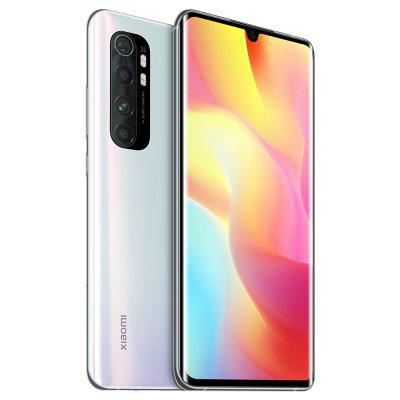 Xiaomi Mi Note 10 Lite 4G Smartphone Snapdragon 730G Octa Core 6.47 inch 64MP + 8MP+5MP+ 2MP Rear Camera 5260mAh Battery Global Version Image