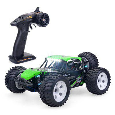 ZD Racing ROCKET DTK-16 1/16 Scale Brushed 4WD Desert Truck RC Car Vehicles Remote Control Model 45KM/H 2018 new zd racing rc car tx 16 1 16 4wd driver off road cars rtr with 2 4g 3ch remote control car for children kids gift toys