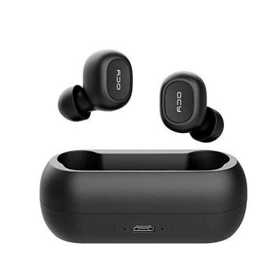 QCY T1C True Wireless Smart Earbud Bluetooth 5.0 Headphone Hi-Fi Headset Earphones