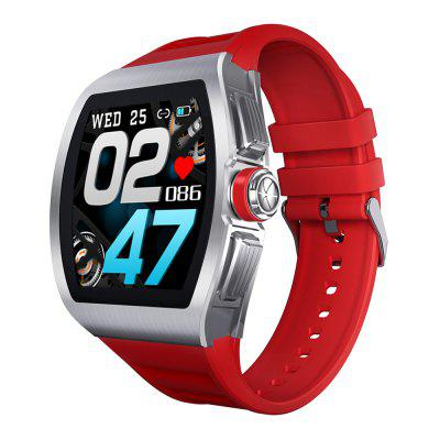 SENBONO M1 1.4 inch Smart Watch IP68 Waterproof Music Play Controller Multifunction Smartwatch Image