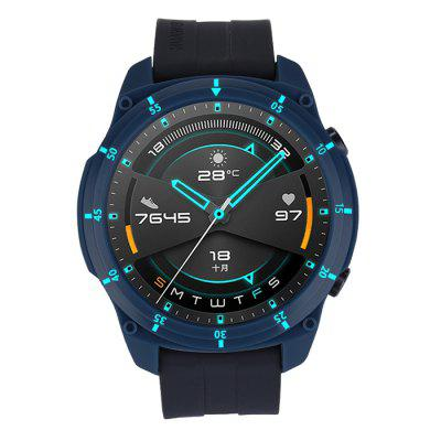 TAMISTER TPU Sport Sergeant Style Protective Watch Cover Case for Huawei Watch GT 2 (46mm)