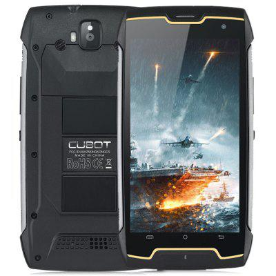 CUBOT KingKong CS 3G Smartphone Android 10 (Go Edition)  2GB RAM 16GB ROM Face ID IP68 Waterproof Global Version Image