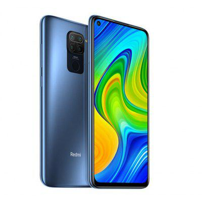 Xiaomi Redmi Note 9 4G Smartphone MTK Helio G85 Octa Core 2.0GHz 6.53 inch 48MP + 8MP + 2MP + 2MP 5020mAh Battery NFC EU Version Image
