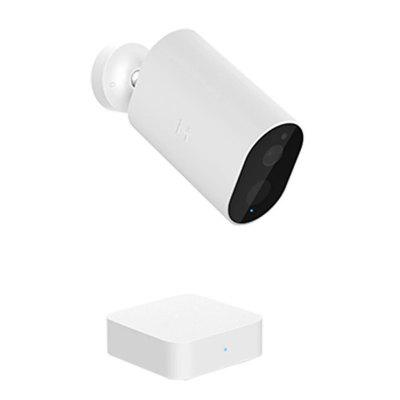 IMILAB EC2 Xiaobai Battery Edition Smart IP Camera 1080P 8 LEDs IP66 Waterproof Outdoor Wireless Monitor CCTV Global Version