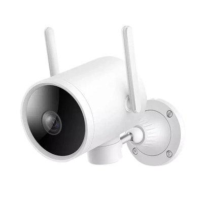 Фото - IMILAB EC3 Outdoor Smart IP Camera Xiaomi Mijia APP Remote Control Two-way Audio Night Vision 2.4Ghz Wifi Indoor Home Dome Camera for Pet Baby Global Version meiego m10 720p 1 2 5 cmos 1 0mp wireless network ip camera car dvr w tf p2p white