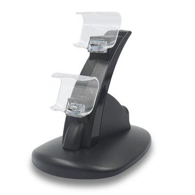 Gamepad Charger Stand Base 2X Controller Charging Station for PS4