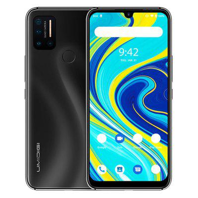UMIDIGI A7 Pro 4G Smartphone Helio P23 Octa Core 6.3 inch 16MP + 16MP + 5MP + 5MP Rear Camera 4150mAh Global Version Image